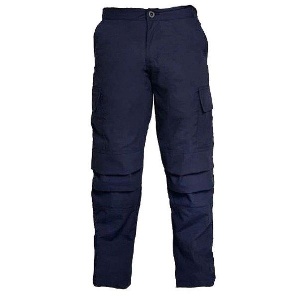 Calça Masculina Combat Azul Marinho