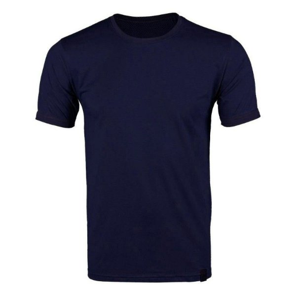 Camiseta Masculina Soldier Bélica Azul