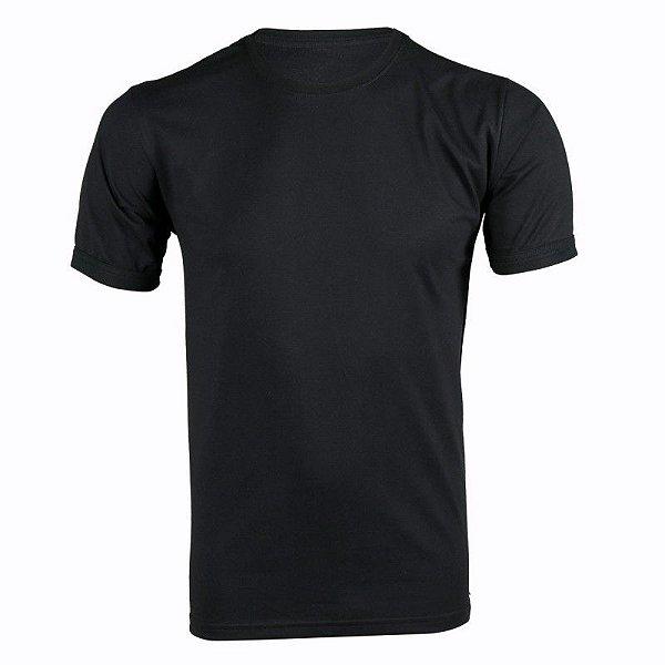 Camiseta Masculina Soldier Preta