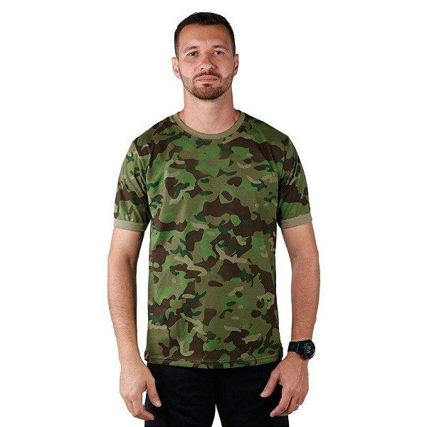 Camiseta Masculina Soldier Tropic