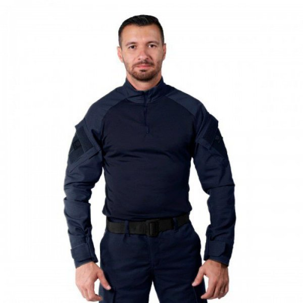 Combat Shirt Masculina Bélica Azul Marinho