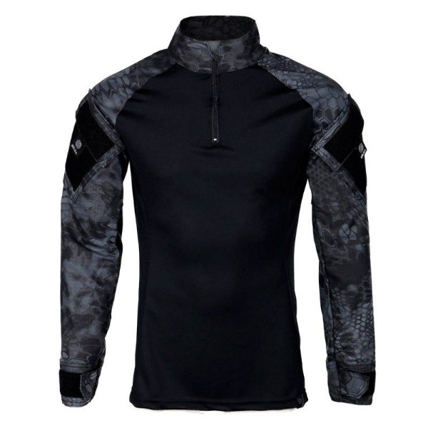 Combat Shirt Masculina Bélica Kryptek Typhon