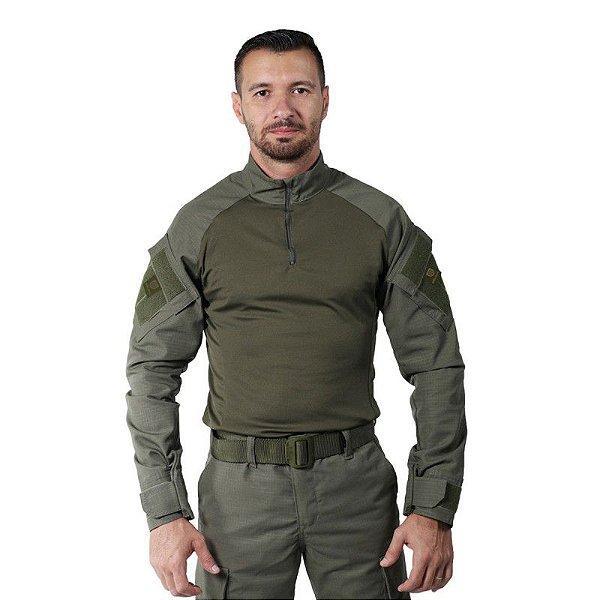 Combat Shirt Masculina Bélica Verde