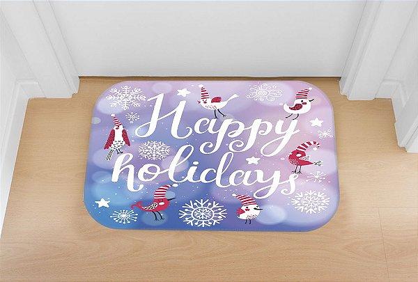 Tapete decorativo Holidays Natal