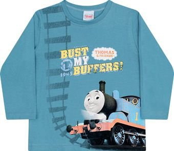 Camiseta Manga Longa Thomas