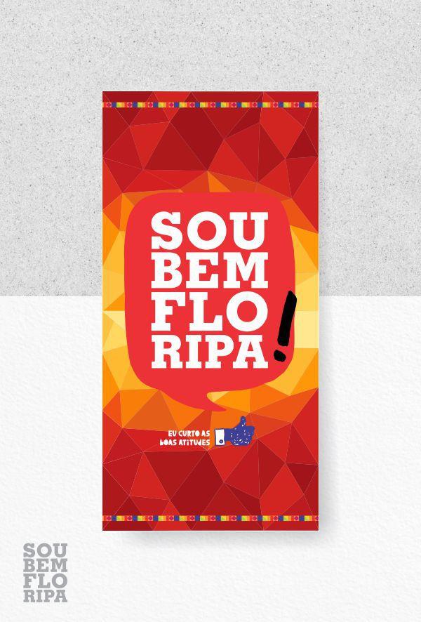Toalha Cozalinda   - SOU BEM FLORIPA