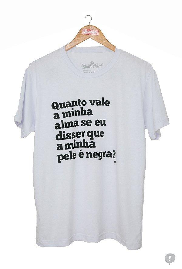 Camiseta Dazaranha - Coisas de Deus (branca)