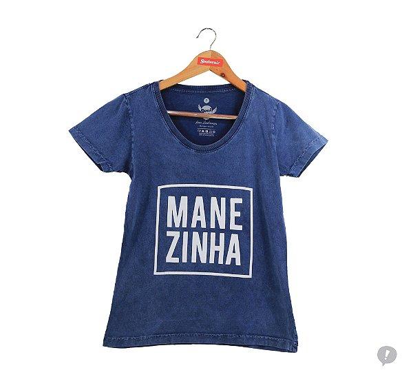 Camiseta Manezinha