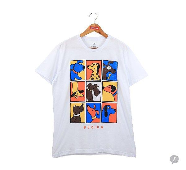 Camiseta Bucica