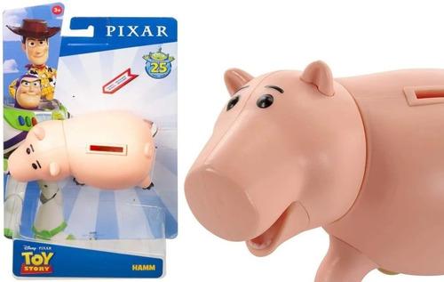 Boneco Toy Story 25 Anos Hamm Sr. Porcão Disney Pixar