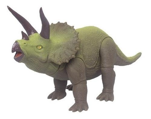 Dinossauro Triceratops Jurassic Dino Hunter Veloz 50 Cm