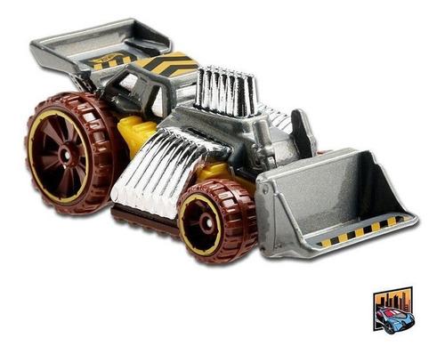 Carrinho Hot Wheels Speed Dozer Marrom Edição 2021 Trator