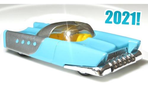 Carrinho Hot Wheels Mattel Dream Mobile Edição 2021