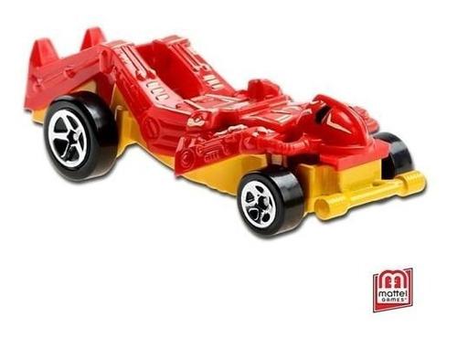 Carrinho Hot Wheels Zombot Rock'em Sock'em Robo Mattel Games