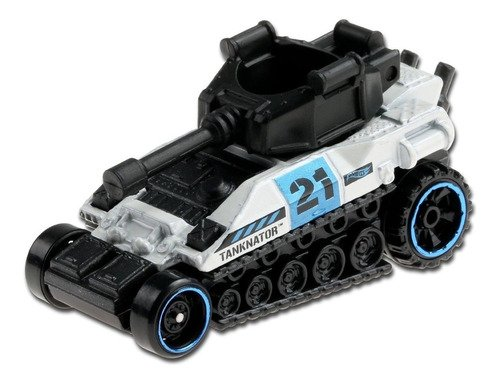 Carrinho Hot Wheels Tanknator Edição Tank De Guerra Ed 2021