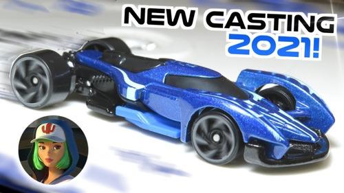 Carrinho Hot Wheels Hyperfin Velozes E Furiosos 1/10 Ed 2021