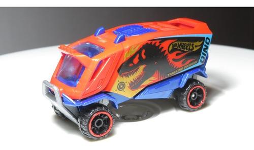 Carrinho Hot Wheels Aero Pod - Edição Dinossauros Caminhão