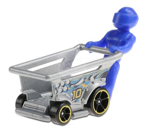 Carrinho Hot Wheels Aisle Driver Ride-ons Track Stars 2/5