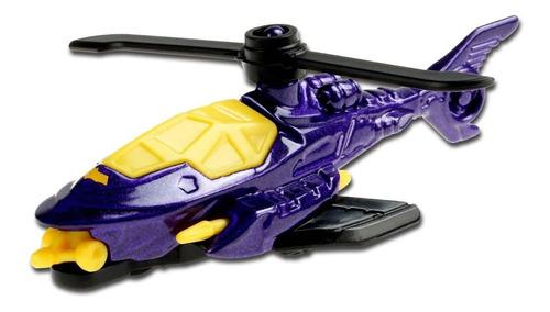 Carrinho Hot Wheels Batcopter Edição Batman Dc Comics 2020