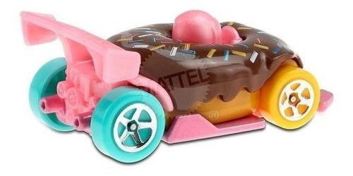 Carrinho Hot Wheels Donut Drifter Donut Ed Fast Foodie 2021 - Chocolate