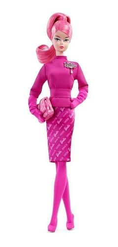 Boneca Barbie Silkstone Proudly Pink Edição De Colecionador