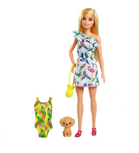 Boneca Barbie Chelsea The Lost Birthday - Loira Viajante