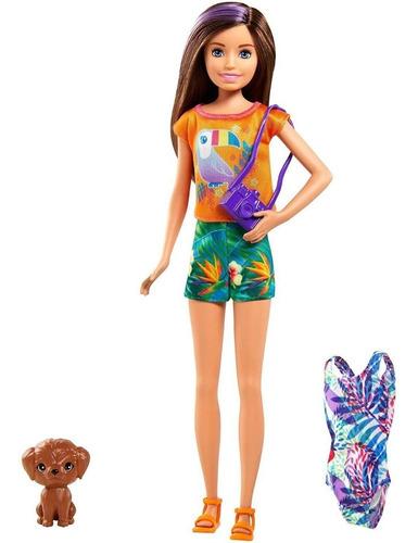 Boneca Barbie Chelsea The Lost Birthday - Skipper Viajante