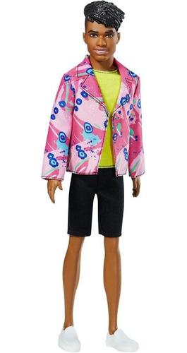 Boneco Barbie Ken Negro - Edição De Aniversairo 60 Anos 2021