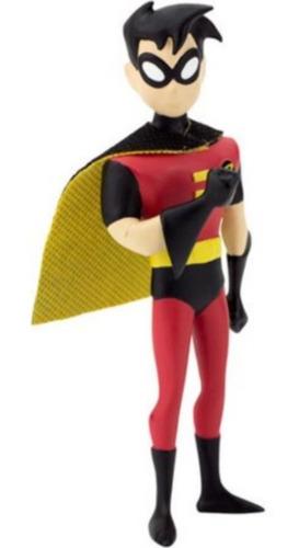 Boneco Figura De Ação Batman Adventures - Robin 15 Cm Dc