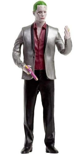 Boneco Figura The Joker Esquadrão Suicida Dc Edição Especial