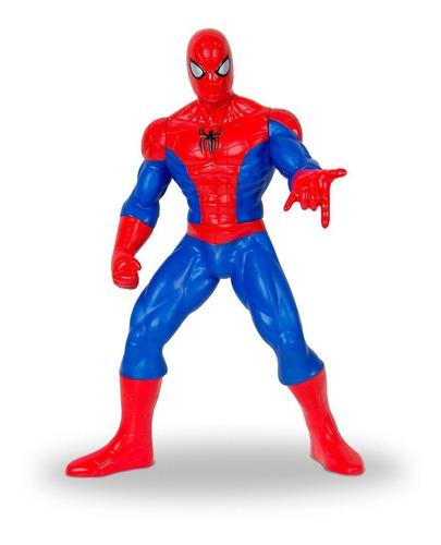 Boneco Homem Aranha Marvel Gigante 45 Cm Articulado