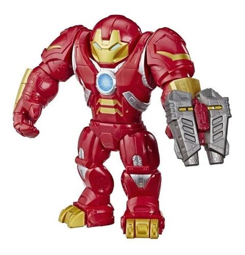 Boneco Mega Mighties - Marvel Super Hero Hulkbuster