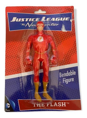 Boneco The Flash Classico De 15cm Liga Da Justiça Dc Comics