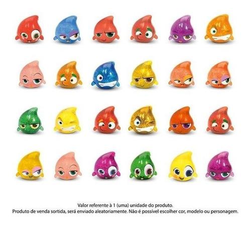 Brinquedo Frutinha - Juicy Gloops Glitter Surpresa - Dtc