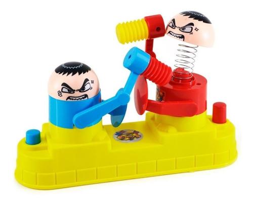 Jogo - Cabeça De Martelo - Combate Martelada Na Cabeça