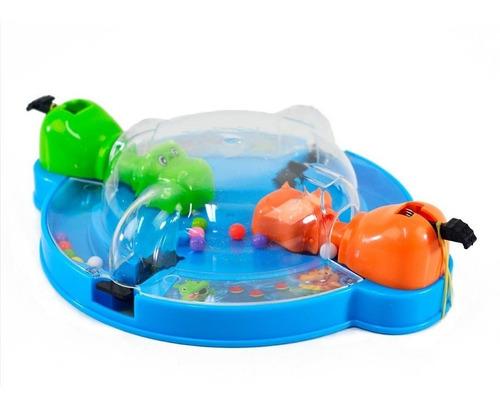 Jogo Come Come Parque Hipopotamo - Colorido E Super Fofo