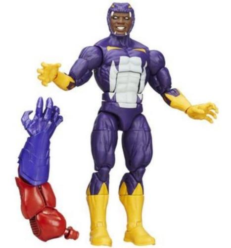Marvel Legends Captain America Forças Do Mal Cottonmouth