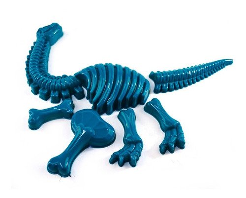 Molde Para Criar Dinossauro Pra Areia Sortido E Coloridos