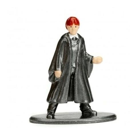 Nano Metalfigs Figura Miniatura Harry Potter Ron Weasley Hp3