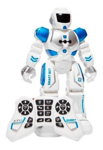 Robô Inteligente X Trem Bots Smart Bot - Controle Remoto