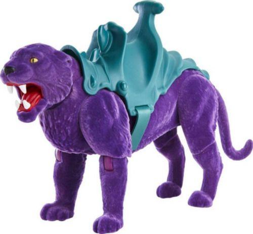 Boneco Masters Of The Universe Origins Panthor Savage Cat