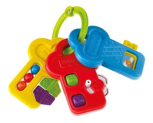 Fisher Price Chaves Contar - Brinquedo Educacional
