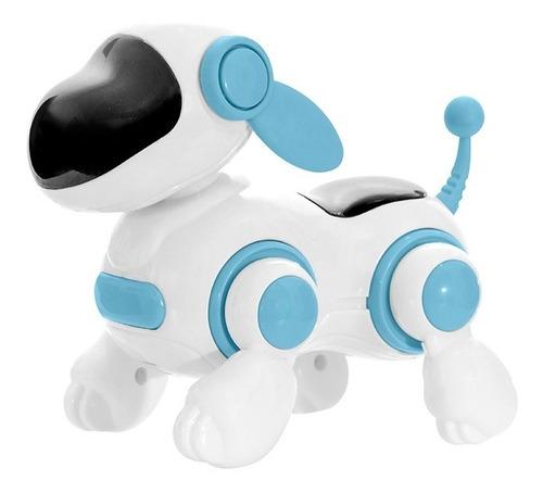 Cachorro Robô Com Face Digital E Estímulos Sensoriais - Verde