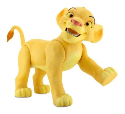 Boneco Simba Gigante 55cm Articulado O Rei Leão Mimo