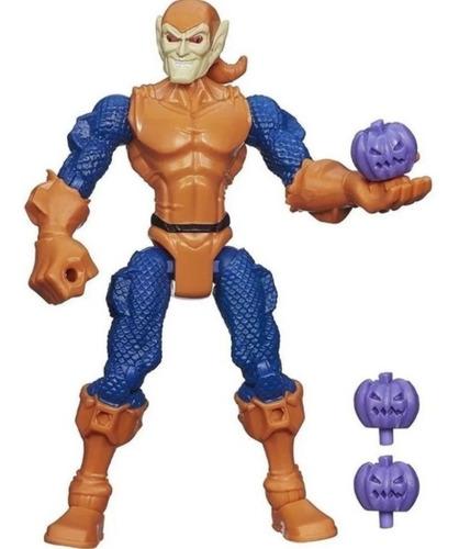 Boneco Marvel Super Hero Mashers Hobgoblin Monte O Seu
