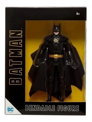 Boneco Batman 1989 Michael Keaton Dobrável Colecionáveis