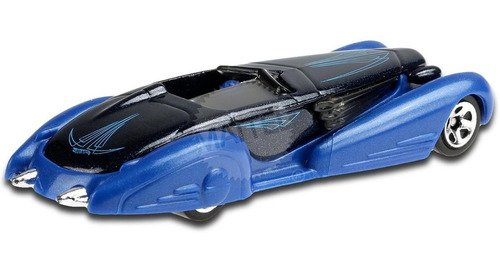 Carrinho Hot Wheels - Custom Cadillac Fleetwood - Ghf42 - Azul