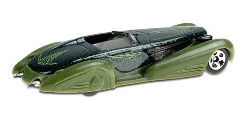 Carrinho Hot Wheels - Custom Cadillac Fleetwood - Ghf42 - Verde