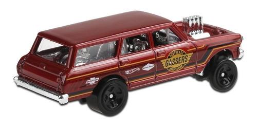 Carrinho Hot Wheels - ' 64 Nova Wagon Gasser - Ghd05