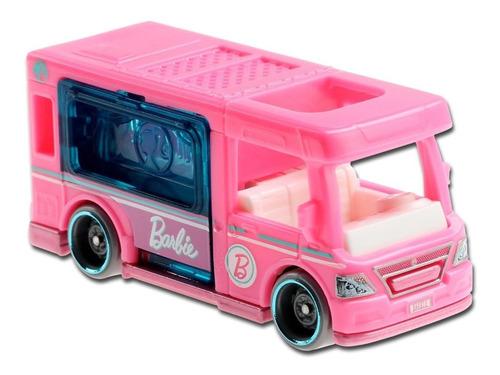Carrinho Hot Wheels - Barbie Dream Camper - Edição 2021